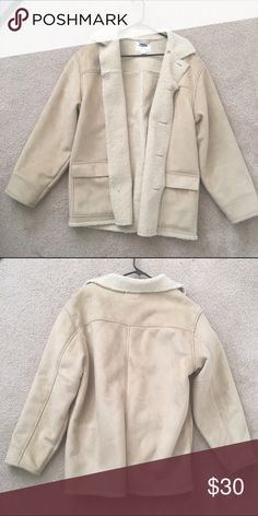 Men's jacket •Very soft •Like new condition!  🎀check out the FREE with purchase items🎀 Old Navy Jackets & Coats
