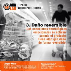 Tercer tips de #Neuropublicidad. #Neuromarketing