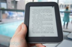 Target, Walmart list price drop for B's Nook Simple Touch with GlowLight to $119