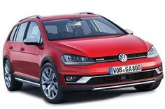 Volkswagen Golf Alltrack (2015 - ) reviewed by Parkers.co.uk