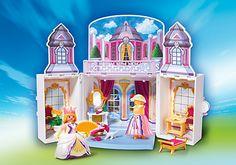 My Secret Play Box - Princess Castle - PM GB PLAYMOBIL® United Kingdom