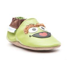 Sesame Street Oscar - http://takatuka.com/robeez/sesame-street-oscar/yesil