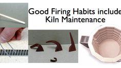 firing schedule Kiln Maintenance