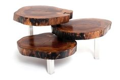 10 Perfect Wood Coffee Tables