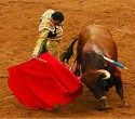 Bullfighting, bullfighters, bullrings in Andalucia, southern Spain.