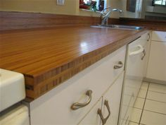 bamboo countertops - best countertop prices | new house