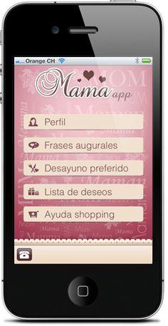 MamaApp, para no olvidar nada de mama