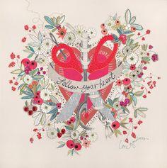 Louise Gardiner - Contemporary Embroidery - Shop