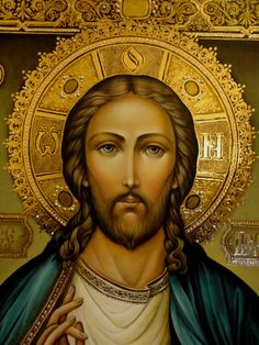 Christ The Redeemer, Christ The King, Religious Images, Religious Art, Angel Hierarchy, Greek Icons, Pictures Of Jesus Christ, Jesus Painting, Jesus Face