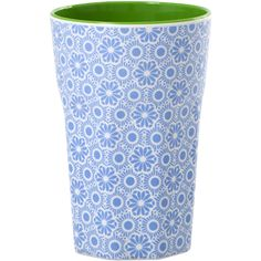 Melamine Two Tone Tall Cup