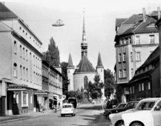 https://flic.kr/p/oFu6kZ | Volkshaus in Zittau zu DDR Zeiten 1982