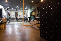 Barboss Barbershop and tattoo salon by Workshop Dmitriy Grynevich, Kiev – Ukraine Tattoo Salon, Tattoo Studio, Kiev Ukraine, Tattoo Parlors, Barbershop, Retail Design, Salons, Workshop, Concept