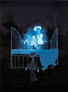 Coraline Coraline and the Ghost Children Studio Lithogr