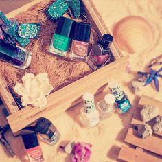 nails box