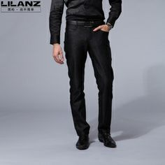 48efed389a lilanz Men s Clothing Autumn 2013 models counters authentic men s business  casual pants Slim