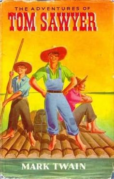 a book report on the adventures of tom sawyer a novel by mark twain Read common sense media's the adventures of huckleberry finn  is a classic by mark twain the novel includes  when tom sawyer reappears and the .