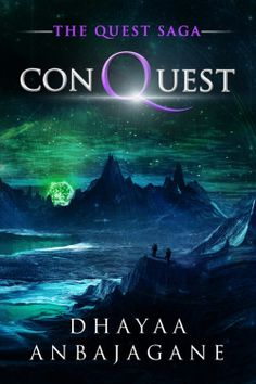 "http://bookbarbarian.com/conquest-by-dhayaa-anbajagane/ ""One mistake, and a hint of luck, leads to a boy discovering a world far beyond. An ordinary man would fear the realm of the unknown. An extraordinary boy would conquer it.""  Most Cadets take half a lifetime after initiation to get assigned to a mission. Even the legendary ones take years. Q took just two days. And he hasn't even turned sixteen yet! In the rise of a freak space phenomenon, a crew is dispatched to"