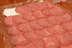 My favorite late night indulgence is salami and cream cheese on crackers. Salty cured sausage, sweet creamy cheese, crisp buttery c. Healthy Appetizers, Appetizers For Party, Appetizer Recipes, Broccoli Patties, Cream Cheese Roll Up, Roll Ups Recipes, Cheese Rolling, Holiday Snacks, Creamy Cheese