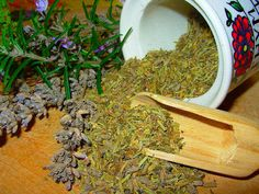 The Herb Gardener: Make Your Own Herbs de Provence
