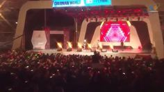 280916 Cheonan World Dance Festival - That's My Jam cut.  #bap #bestabsoluteperfect #bangyongguk #kimhimchan #jungdaehyun #yooyoungjae #moonjongup #zelo  Cr Memory lane