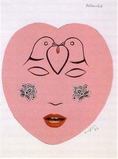 1976 Gordoganes-Blanche by calypsospots, via Flickr