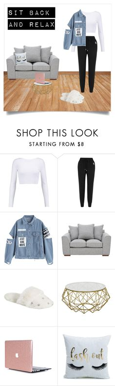 """sit back and relax"" by maritdaw ❤ liked on Polyvore featuring Cushnie Et Ochs, Markus Lupfer and PBteen"