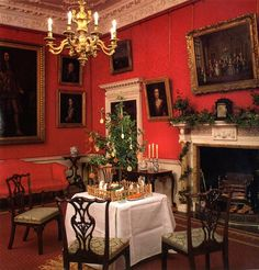 Jane Austen and Christmas : Decorating the Georgian Home