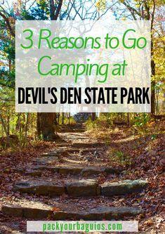 Devil's Den State Park   Arkansas travel   camping   hiking   mountain bike trails