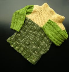 Sweater for kids,wool.Handmade by BARLUME MANOD'OPERA