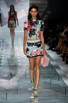 Versace - Milan Fashion Week P/V 2015