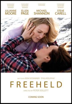 Freeheld (2015)  Watch the Trailer!/ Julianne Moore, Ellen Page, Steve Carell Movie/