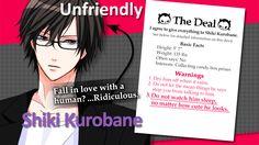 Dating a demon shiki