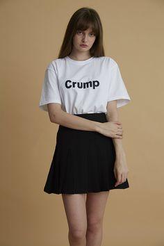 Crump 2016 F/W Lookbook 트렌디한 디자인의 다양한 패턴과 아트웍