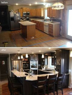 best kitchen remodel ideas that everyone need for inspiration 14 best kitchen remodel ideas that everyone need for inspiration 14 - Dance off the pounds and have fun doing it for FREE! 51 best kitchen remodel ideas that everyone need for inspiration 2 Home Kitchens, Cool Kitchens, Kitchen Remodel, Kitchen Design, Sweet Home, Kitchen Decor, New Kitchen, Kitchen Remodeling Projects, Kitchen Table Settings