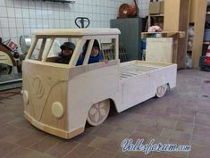 Volksforum.com - vw T1 pick up Peuterbed /eenpersoonsbed