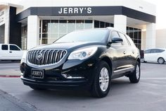 Have you check out the all new #Buick #Enclave, yet? View it on our website for more awesome details about the Enclave! #Sedan #4door #Luxury #Jerrys #Weatherford #TX #Texas #Aledo #Abilene #Stephenville #MineralWells #Granbury #Frisco #Plano #Dallas #FortWorth #Alrington #GrandPrairie #Hurst