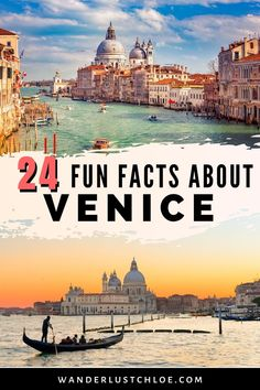 Queen of the Adriatic and city of canals, masks and bridges - there's no shortage of fun facts about Venice! Find out how the city was built, all about its most famous drink, and one of the rarest jobs in the city. If you're planning a trip soon, you'll love reading these fun facts about Venice. #Venice #Italy #ItalyTravel #Europe Italy Honeymoon, Italy Vacation, European Vacation, European Travel, Italy Travel Tips, Travel Destinations, Italy Culture, Venice Painting, Visit Italy
