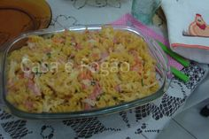 Macarrão Pizza