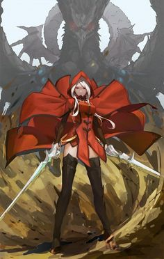 Dragon Nest: Argenta, the silver Dragon Character Concept, Character Art, Concept Art, Anime Fantasy, Fantasy Girl, Fantasy Characters, Anime Characters, Dragon Nest, Dragon Girl