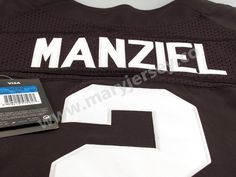 Johnny Manzel Jersey review on www.maryjersey.co