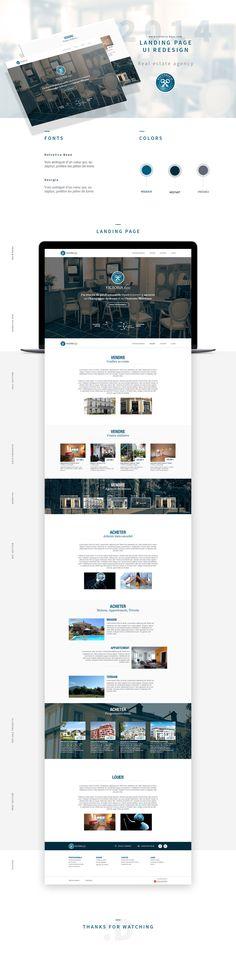 Victoria Keys - Landing Page - UI design  https://www.behance.net/gallery/42264097/Victoria-Keys-Landing-Page