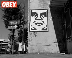 The OBEY Clothing warehouse sale is happening this month in Irvine CA! Please support the Annual OBEY Food Drive and help the less fortunate by bringing a nonperishable food item. Banksy, Obey Wallpaper, Shepard Fairy, Shepard Fairey Obey, Illustrator, Andre The Giant, Art Brut, True Art, Street Art Graffiti