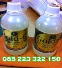 Jelly Gamat Gold G sebagai cara alternatif untuk mengobati maag kronis merupakan suatu produk herbal dari PT. GNE Indonesia atau GIT sebagai Produsen Biogene R & D SDN BHD – Malaysia yang sudah lama dipasarkan di berbagai negara Asia, salah satunya di Indonesia. Jelly Gamat Gold G diolah dari ekstrak teripang laut spesies paling bagus yang ada dilautan.