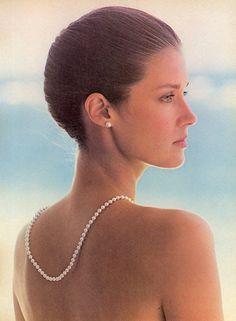 Ralph Lauren Spring/Summer 1983 (Ad Campaign)  Model: Clotilde  Photographer: Bruce Weber  http://supermodelobsession.tumblr.com