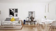 Modern style design. Contemporary design. Inspiración contemporánea para tu hogar.