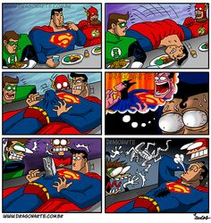 What is Supermans greatest fear?Art by - Batman Funny - Funny Batman Meme - - What is Supermans greatest fear?Art by The post What is Supermans greatest fear?Art by appeared first on Gag Dad. Marvel Funny, Marvel Memes, Marvel Dc Comics, Funny Batman, Funny Cartoons, Funny Comics, Humor Batman, Rage Comic, Heros Comics
