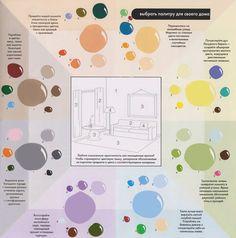 Как организовать правильное сочетание цветов в интерьере. Какие цвета и оттенки будут смотреться наиболее выгодно? Подходит ли малиновое кресло к с...