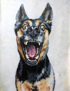THOMAS SALIOT | Barking dog