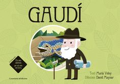 Gaudi (Big Names for Small People) Antonio Gaudi, Spanish Lesson Plans, Study Architecture, Artists For Kids, Art Party, How To Speak Spanish, Conte, Art Plastique, Learning Spanish