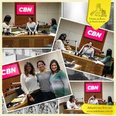 Dra. Lu no Programa Caminhos Alternativos da querida Petria Chaves...rádio CBN!